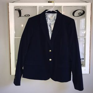 Jcrew Navy blazer